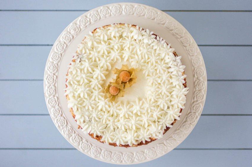 עוגת גבינה מהודרת